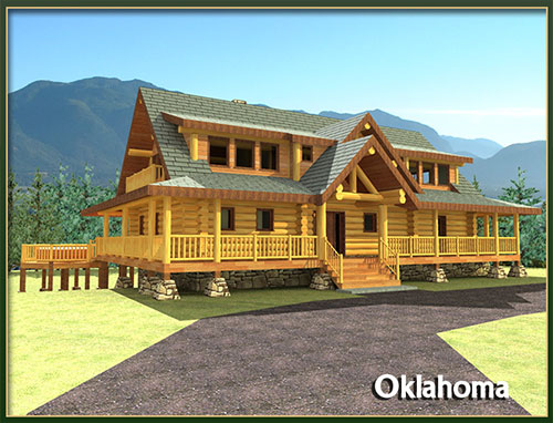 Slokana Log Homes Log Home Floor Plans Over 2400 Sq Ft